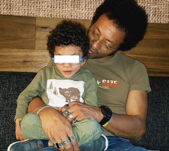 Veşti bune despre fiul lui Kamara. Micuţul urmează să fie supus ultimelor operaţii