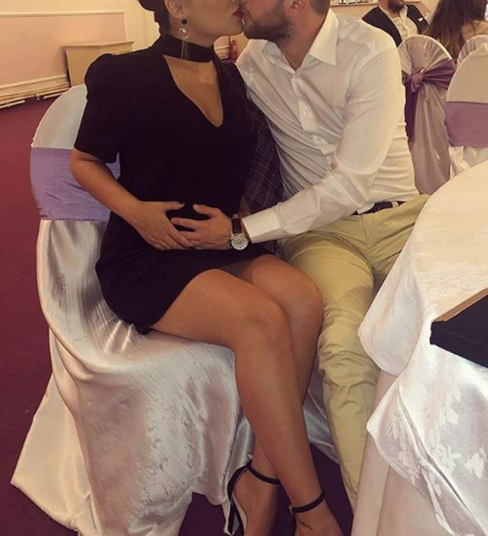 Soţia unuia dintre cei mai tineri fotbalişti din Liga 1 a anunţat sexul copilului. Jucătorul urmează să devină tată