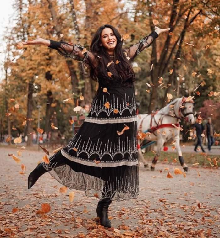 Ioana Grama, în culmea fericirii! Şi-a surprins fetița în cea mai emoționantă ipostază. FOTO