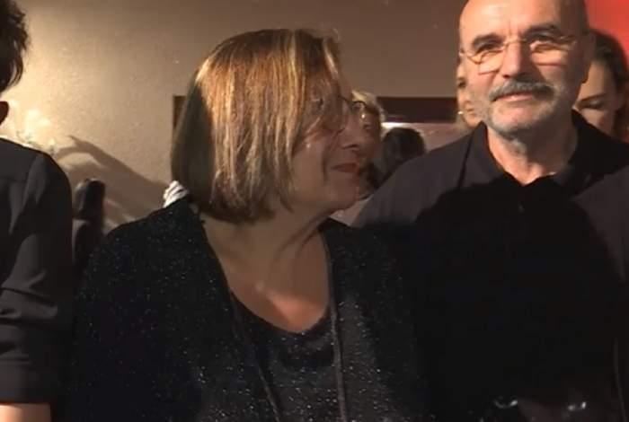 Prima apariţie în public a părinților lui Răzvan Ciobanu, după înmormântarea acestuia. Imagini emoționante de la prezentarea de modă