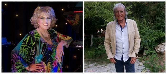 """Corina Chiriac, cu ochii în lacrimi după moartea lui Mihai Constantinescu: """"Era un etern adolescent"""""""