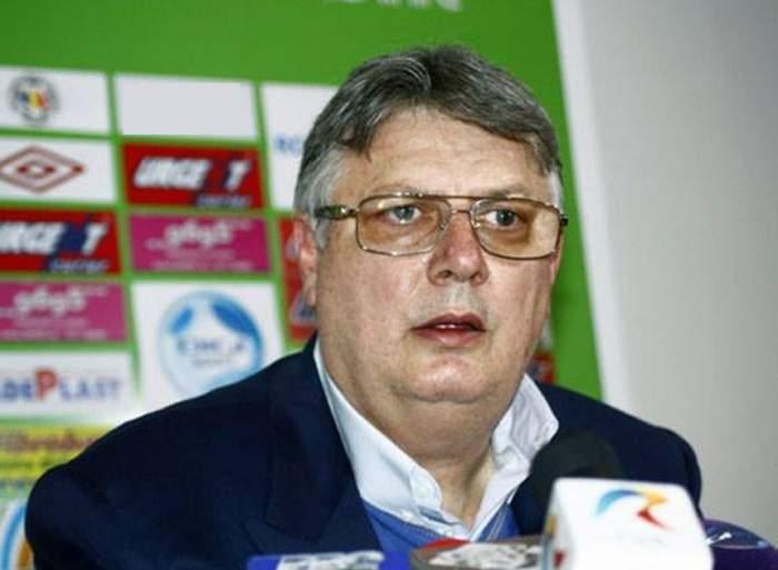 O nouă lovitură pentru Gino Iorgulescu. Ce se întâmplă cu şeful LPF, după drama prin care trece cu fiul său