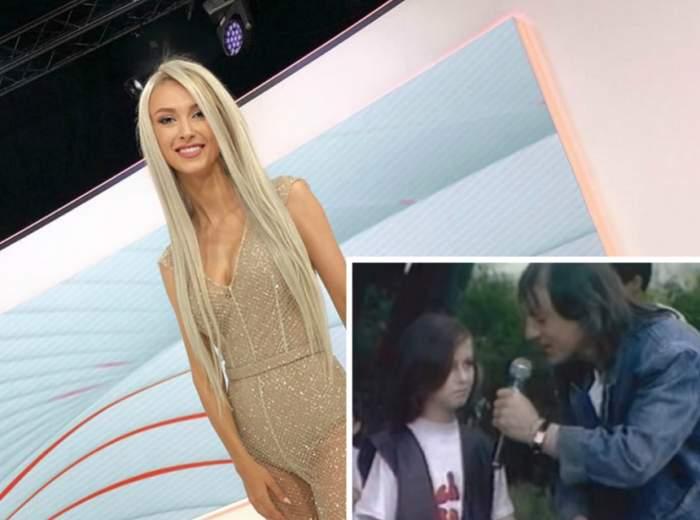 Andreea Bălan a apărut prima dată la TV datorită lui Mihai Constantinescu! Mesajul trist postat de artistă, după moartea lui