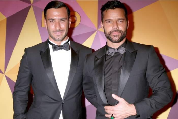Fericire mare în familia lui Ricky Martin! Artistul a devenit tată, pentru a patra oară