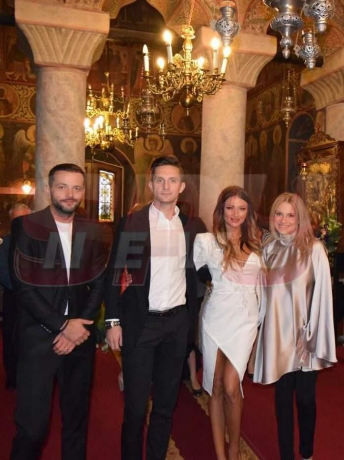 Exclusiv! Asistenta lui Mihai Morar s-a logodit! Nașii, Mihai Morar și soția