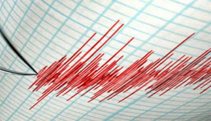 Cutremur destul de puternic marţi dimineaţă, în zona seismică Vrancea