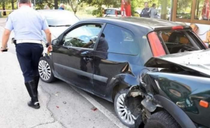Accident cumplit, în Italia! O româncă a fost ucisă pe trotuar, cu fiul de mână, de un italian de 80 de ani