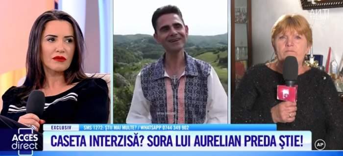 """Sora lui Aurelian Preda, detalii şocante după ce Ana Maria a spus că a fost abuzată: """"Am avut încredere"""". VIDEO"""