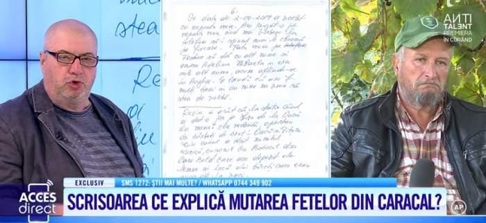 Scrisoarea primită de bunicul Luizei! Cui aparţin, de fapt, osemintele găsite de anchetatori. VIDEO