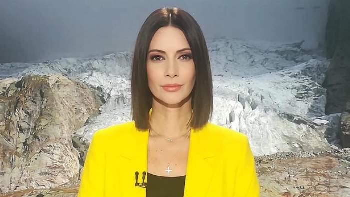 """Andreea Berecleanu, cea mai elegantă femeie din România! """"Este un stil clasic, cu influenţe romantice"""" / GALERIE FOTO"""