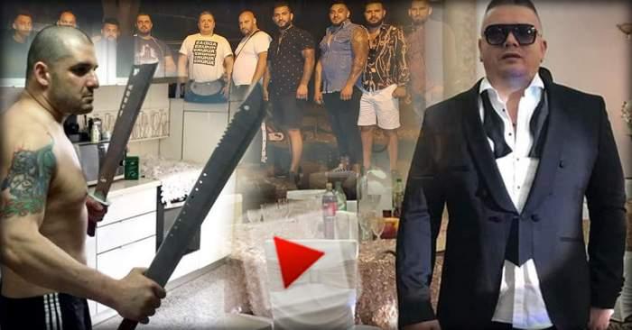 VIDEO / Atac mafiot, organizat în cel mai mare mall din Capitală! Crima de la Palatul Parlamentului le-a dat aripi interlopilor din gruparea Sportivilor / Înregistrări-bombă