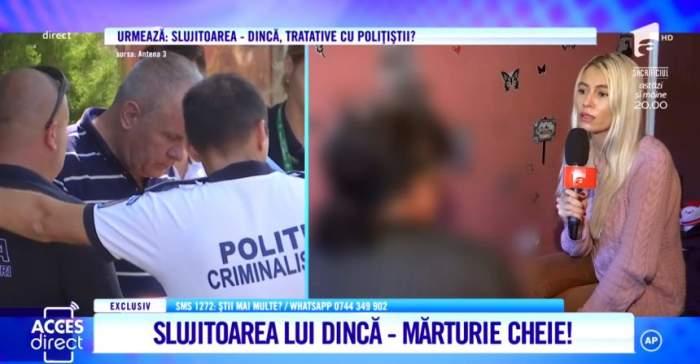 """Slujitoarea lui Gheorghe Dincă, afirmaţii năucitoare! """"Alexandra şi Luiza sunt în viaţă. El îşi apără fratele"""""""