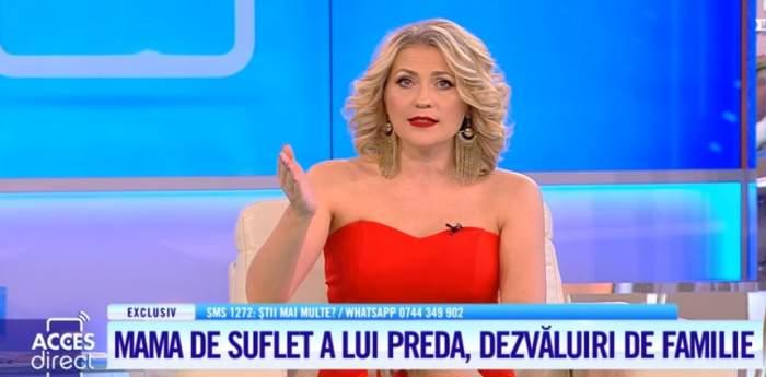 """Ce se întâmplă cu Ana Maria Preda? Mirela Vaida a făcut anunţul în direct: """"Ar ieşi prea multe lucruri la iveală"""""""