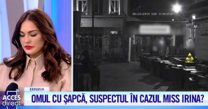 Cu cine a plecat Miss Irina din club! Imaginile surprinse de camerele de supraveghere arată adevărul gol-goluţ / VIDEO