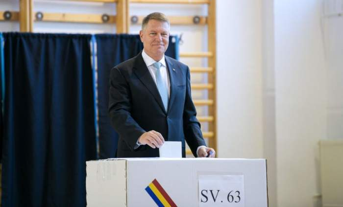 Alegeri prezidențiale 2019. Klaus Iohannis, prima reacție după ce a ieșit pe locul 1 în urma exit poll-urilor. ''Am crezut mereu în români''