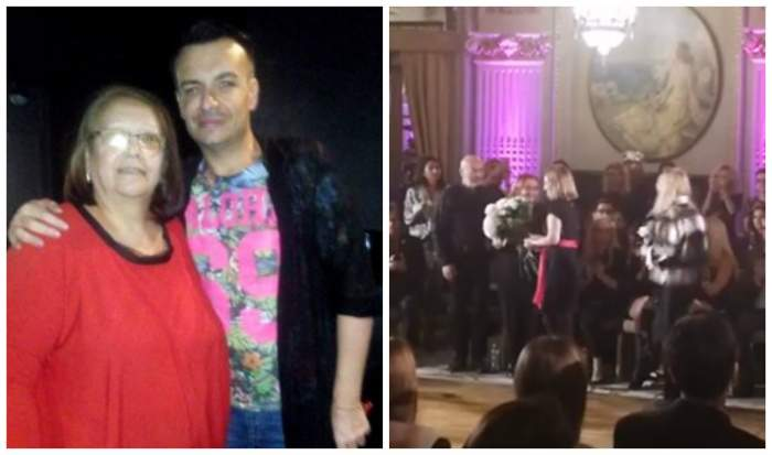 Moment emoționant, la evenimentul organizat în memoria lui Răzvan Ciobanu. Darul primit de părinții creatorului i-a făcut să plângă. VIDEO