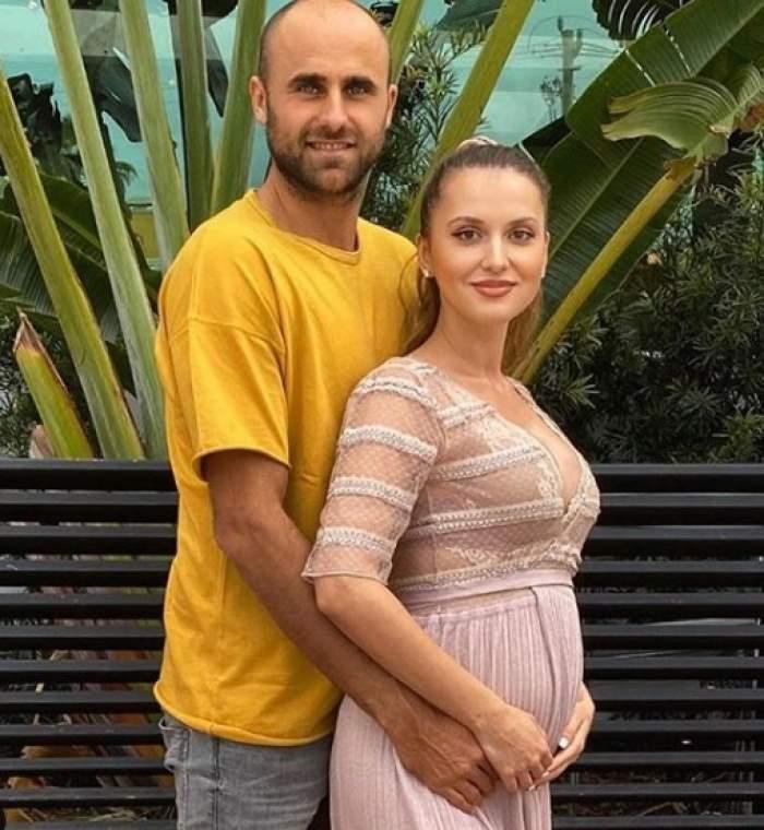 Marius Copil, în culmea fericirii! Soția tenismenului este însărcinată. Ce sex are bebelușul