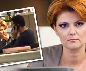 VIDEO PAPARAZZI / Bucurie în PSD! Cum a sărbătorit Lia Olguţa Vasilescu accederea Vioricăi Dăncilă în turul al doilea al alegerilor prezidenţiale