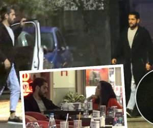 VIDEO PAPARAZZI / Bombă în lumea mondenă! Cezar Ouatu s-a despărţit de Andreea Vilău şi s-a combinat cu fosta iubită a unui fotbalist celebru