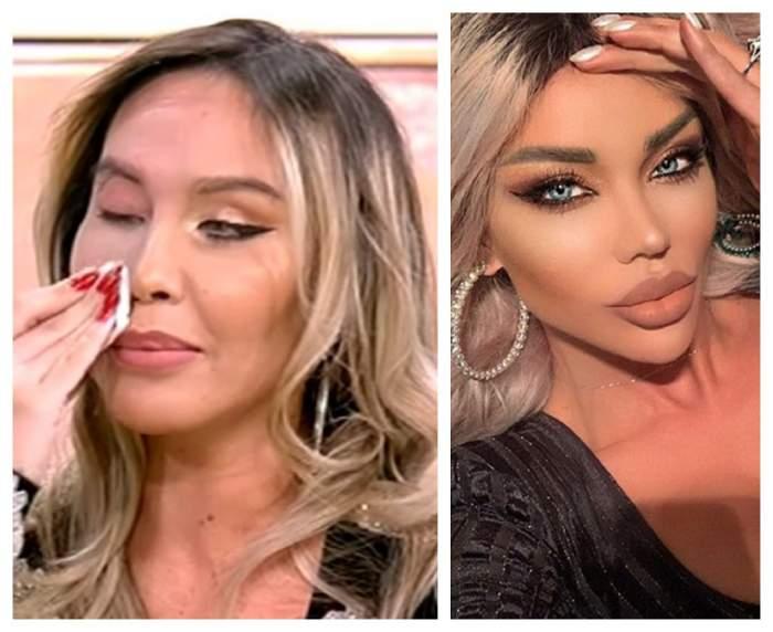 """Aşa arată Raluca Podea nemachiată! A provocat-o pe Bianca Drăguşanu să apară fără """"artificii"""" la TV / GALERIE FOTO"""