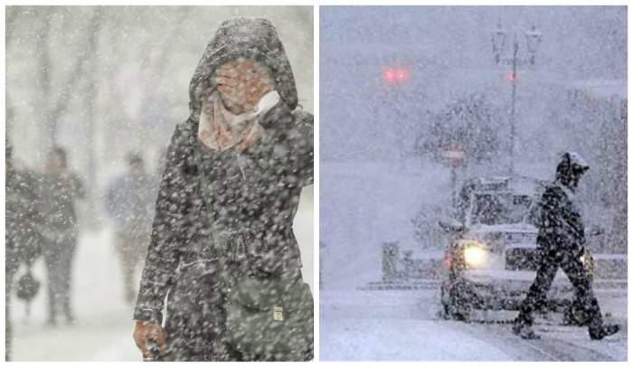 Avertismentul oficial al meteorologilor. Când ninge în România, inclusiv în București