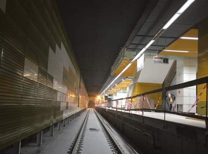 O nouă amânare în cazul metroului din Drumul Taberei. Când se estimează că va fi gata