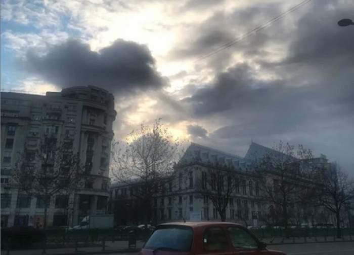 Vremea în București, sâmbătă, 16 noiembrie. Ce temperaturi ne așteaptă în weekend