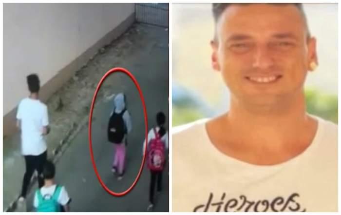 Olandezul care a ucis o fetiță din Dâmbovița, filmat cu o copilă de 6 ani. Ce au văzut polițiștii pe imagini