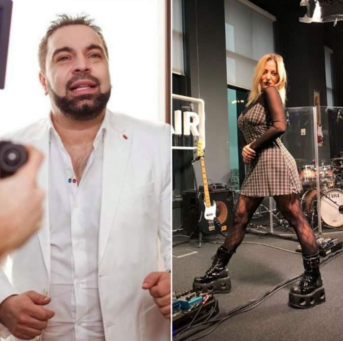 Delia, duet de senzaţie cu Florin Salam. Imaginile care i-au făcut pe oameni să plângă de fericire / VIDEO