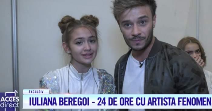 Iuliana Beregoi a ajuns la spital, în perfuzii! Drama prin care a trecut tânăra artistă, după un concert / VIDEO