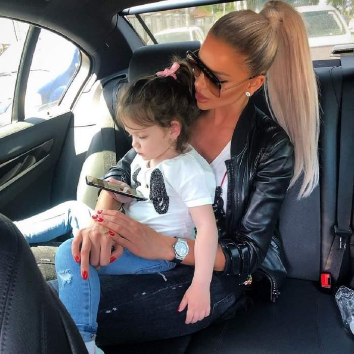 FOTO / Bianca Drăgușanu, din nou împreună cu tatăl fetiței sale! Vestea a fost dată chiar de către blondină