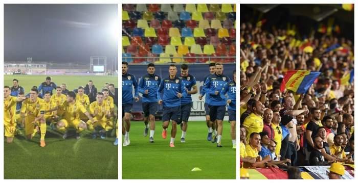 România, îngenuncheată de Suedia, pe Arena Națională! Tricolorii n-au reușit să se impună și ajung la baraj