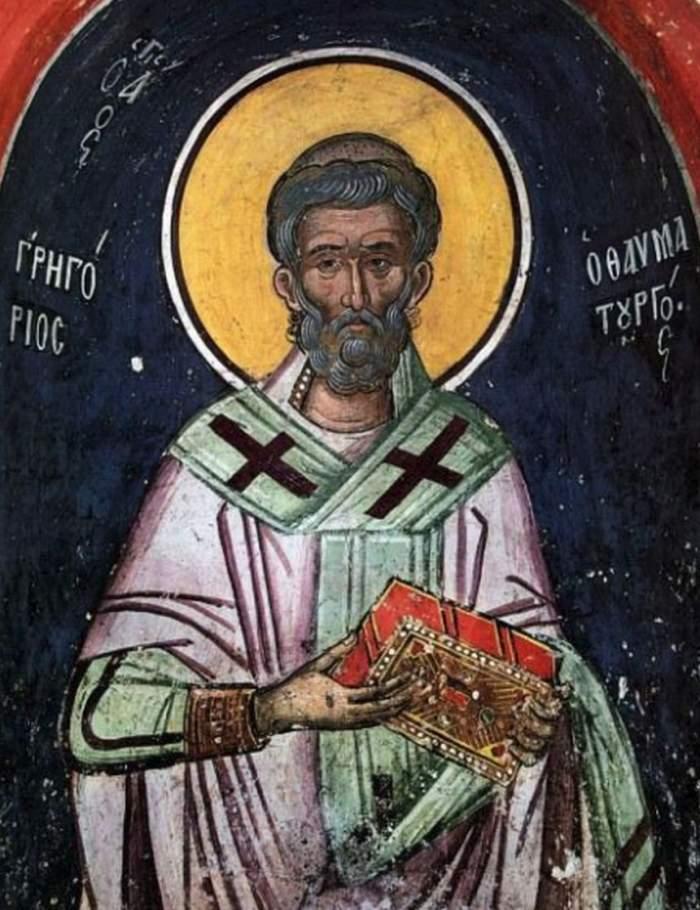Calendar ortodox duminică, 17 noiembrie. Ce sărbătoare importantă este în această zi