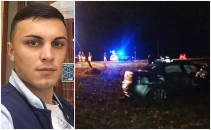 Un român a murit nevinovat într-un accident cumplit în Italia. A fost aruncat din mașina pe care o conducea prietenul lui beat