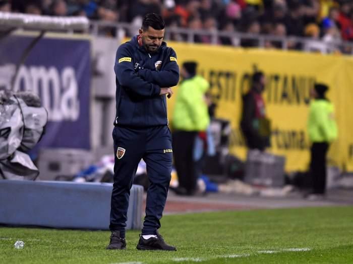 SUPEREXCLUSIVITATE! Cosmin Contra nu şi-a dat demisia de la echipa naţională! Avem toate detaliile