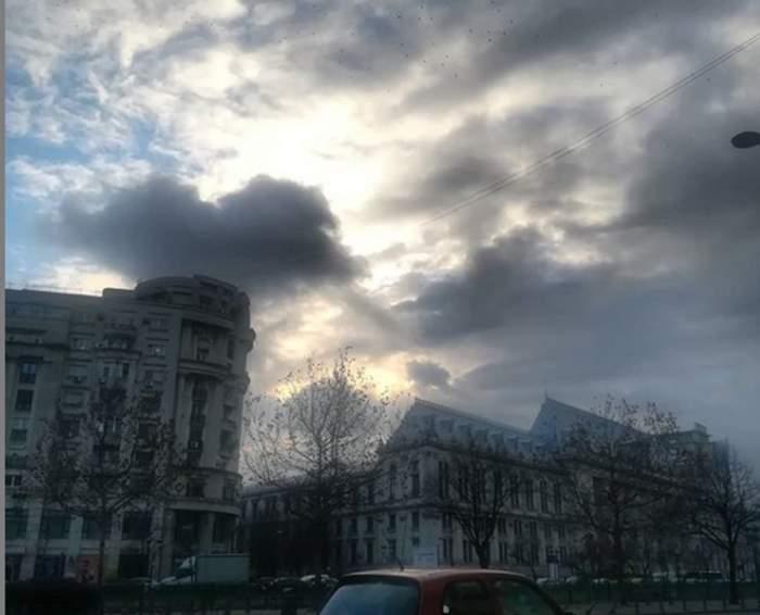 Vremea în București, miercuri, 20 noiembrie. Temperaturile scad considerabil și ajung la maxime de până la 14 grade
