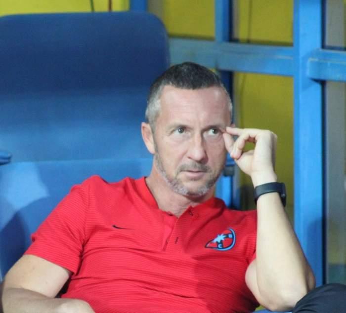 Mihai Stoica face haz de necaz, după umilinţa din meciul cu Spania! Mesajul postat de fostul oficial de la FCSB