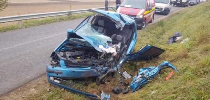 Accident cumplit în Cluj! O tânără de numai 21 de ani și-a pierdut viața