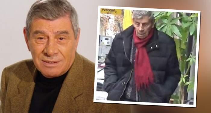 VIDEO PAPARAZZI / Imagini incredibile cu Mitică Popescu! Ce i s-a întâmplat celebrului actor într-un restaurant