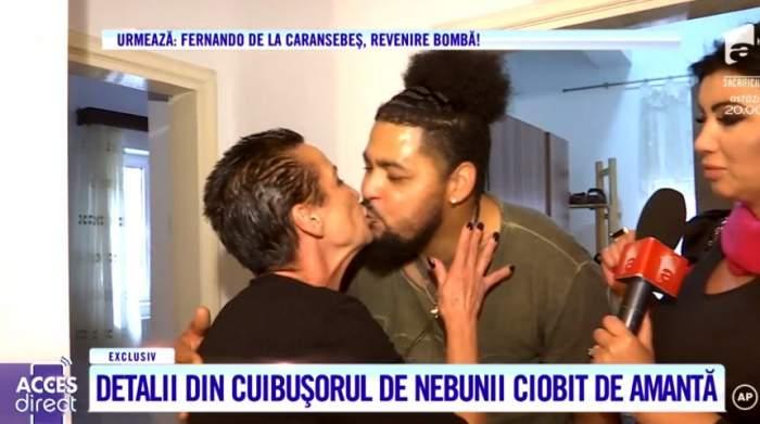Hevito s-a întors în braţele soţiei, după scandalul cu amanta. Cum arată cuibuşorul de nebunii al celor doi / VIDEO