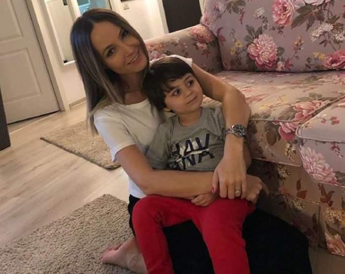 Octavia Geamănu este în culmea fericirii! Ce face fiul ei la doar trei ani