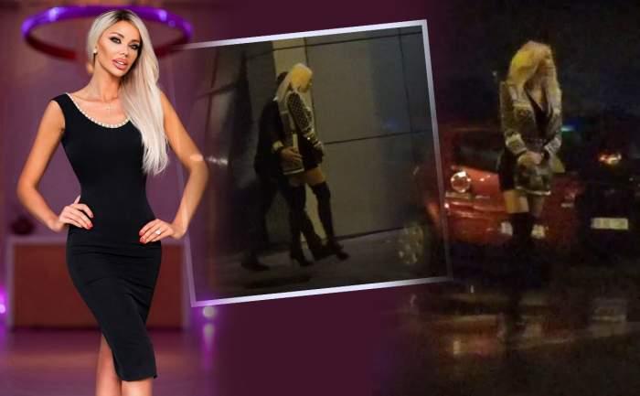 Episod nou din telenovela Bianca Drăguşanu - Alex Bodi. Afaceristul şi-a scos soţia în oraş ca să o împace. Imagini de senzaţie cu cei doi / VIDEO