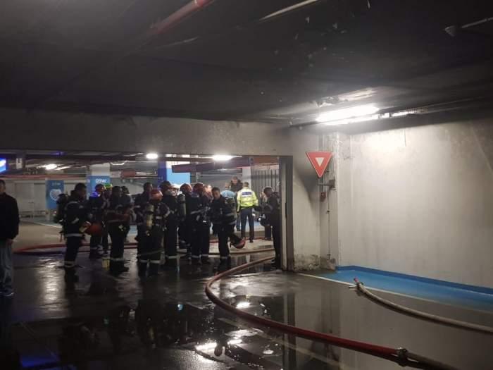 Haos la Sun Plaza Berceni. Sute de oameni au fost evacuați! Ce s-a întâmplat / VIDEO