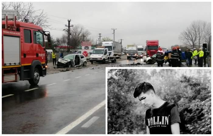 Mădălin a murit sâmbătă, într-un accident teribil în Focșani. Decizia dureroasă luată de conducerea clubului în care lucra