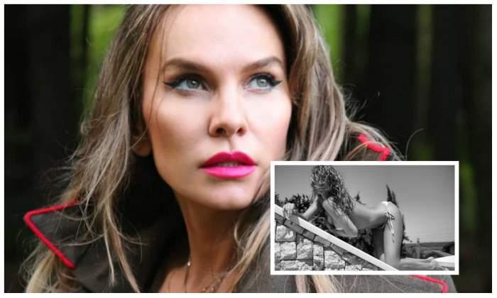 """Anna Lesko s-a pozat nud și a transmis un mesaj surprinzător: """"Nu sunt un exemplu de urmat"""""""