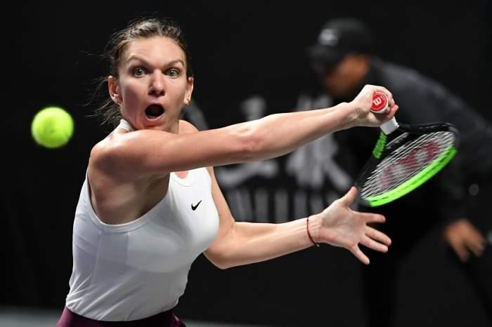 """Un meci disputat de Simona Halep a fost nominalizat pentru titlul de cel mai bun duel al sezonului! """"Parcă m-a lovit trenul"""""""