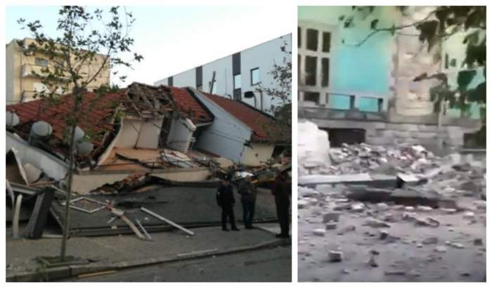 Decizie de ultimă oră. România sare în ajutor Albaniei, după cutremurele devastatoare. Ce au decis autoritățile