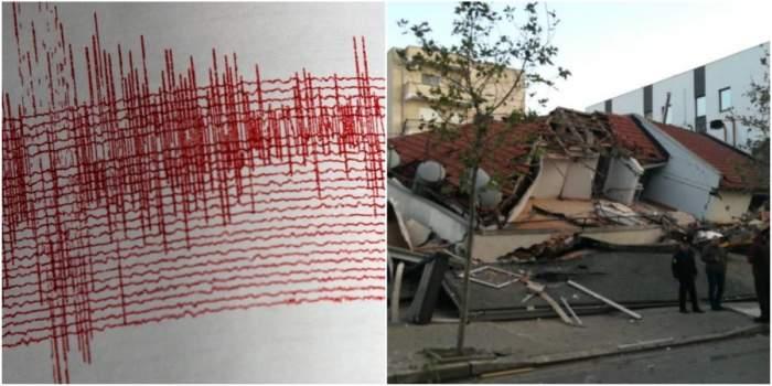 Este incredibil ce se întâmplă. Cutremur puternic în Bosnia și Herțegovina, la scurt timp după dezastrele din Albania