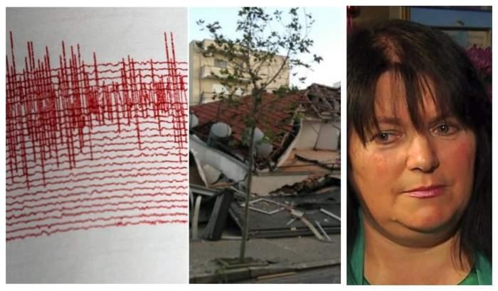 """Maria Ghiorghiu a avut, din nou, dreptate! Celebra clarvăzătoare a prezis cutremurul din Albania: """"A avut loc"""""""
