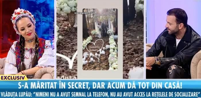 """Când are loc petrecerea de nuntă a Vlăduţei Lupău! """"Dacă ar fi după mine, ar fi o nuntă foarte mică"""" / VIDEO"""